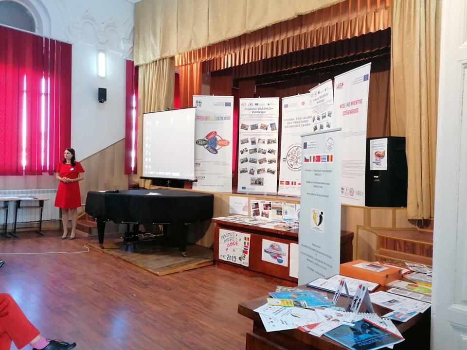 Prezentare proiect ISJ Tulcea
