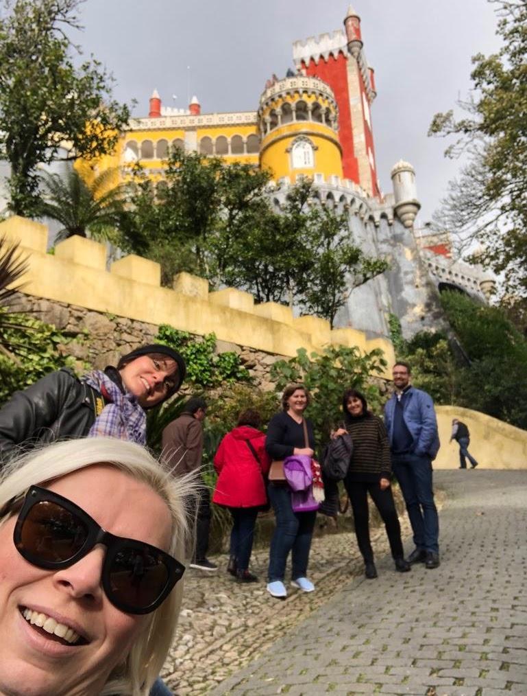 Cultural visit - SINTRA CASTLE